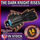 Mens Adult ~ Dark Knight Rises Batman Guantlet Gloves